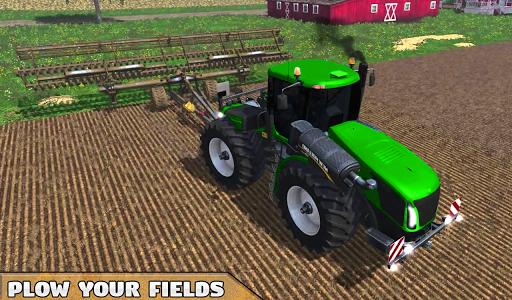 Real Farming Simulator Game screenshot 5
