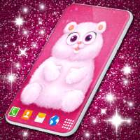 Cute Fluffy Live Wallpaper ❤️ Hearts Wallpapers on APKTom