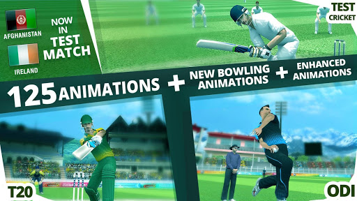 World Cricket Championship 2 - WCC2 स्क्रीनशॉट 10