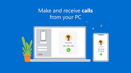 Your Phone Companion - Link to Windows 1 تصوير الشاشة