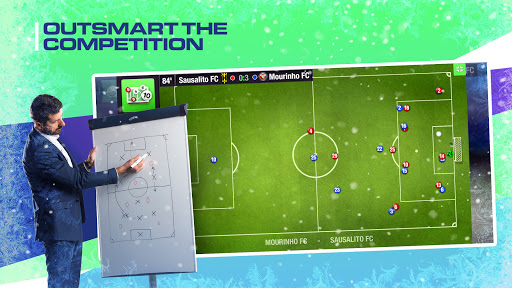 Top Eleven - Be a soccer manager 5 تصوير الشاشة