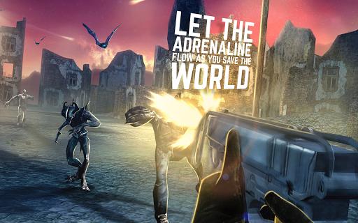 ZOMBIE Beyond Terror: FPS Survival Shooting Games screenshot 19