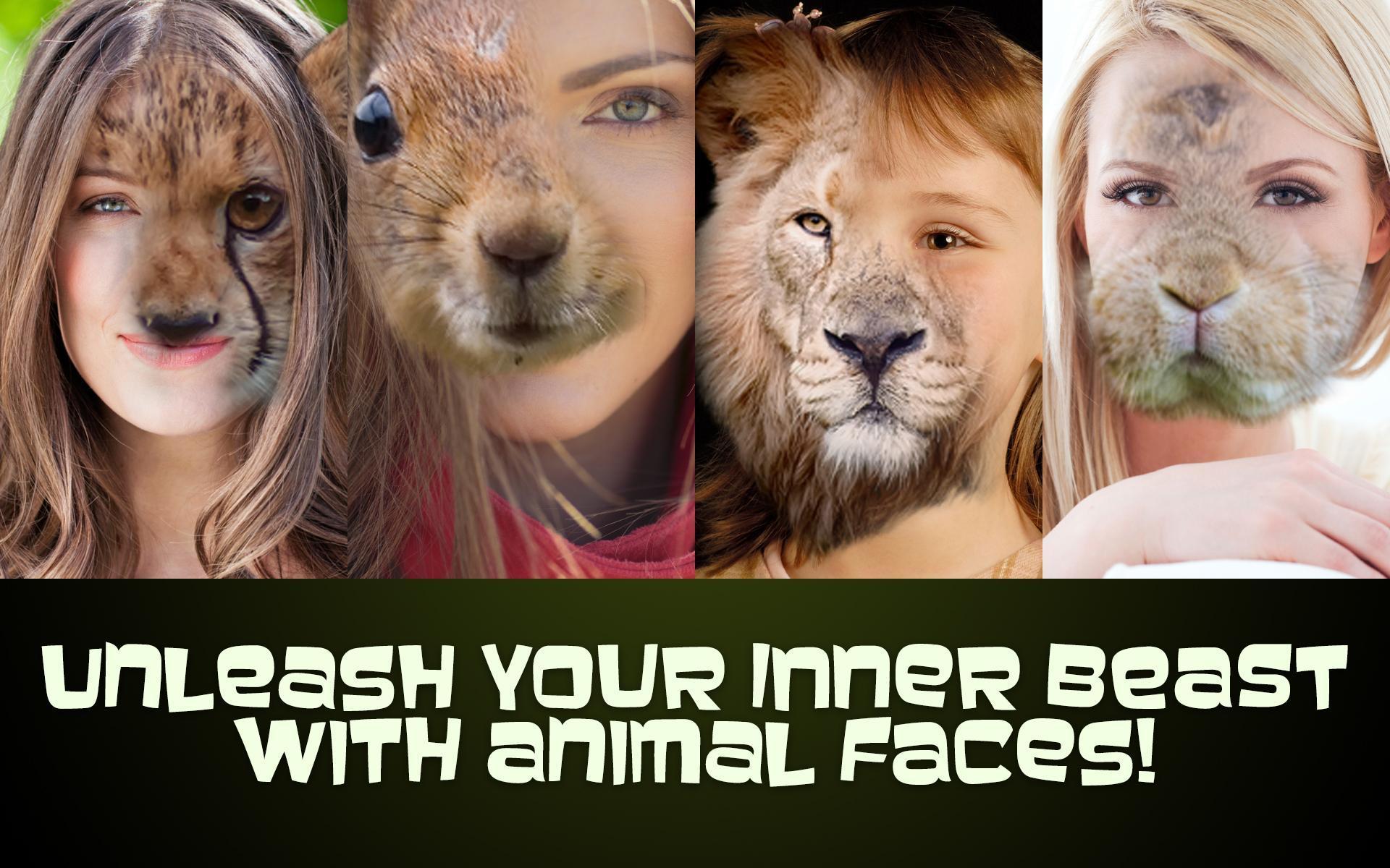 Animal Face Photo screenshot 6
