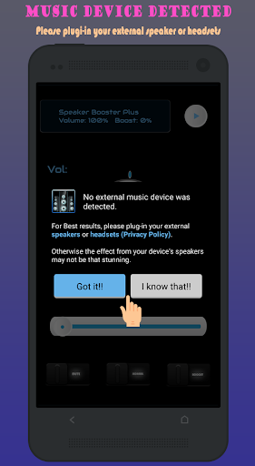 Speaker Booster Plus screenshot 13