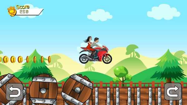 Hill Racer screenshot 4