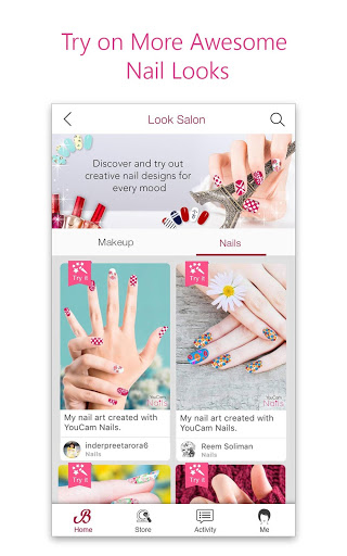 YouCam Nails - Manicure Salon for Custom Nail Art 5 تصوير الشاشة