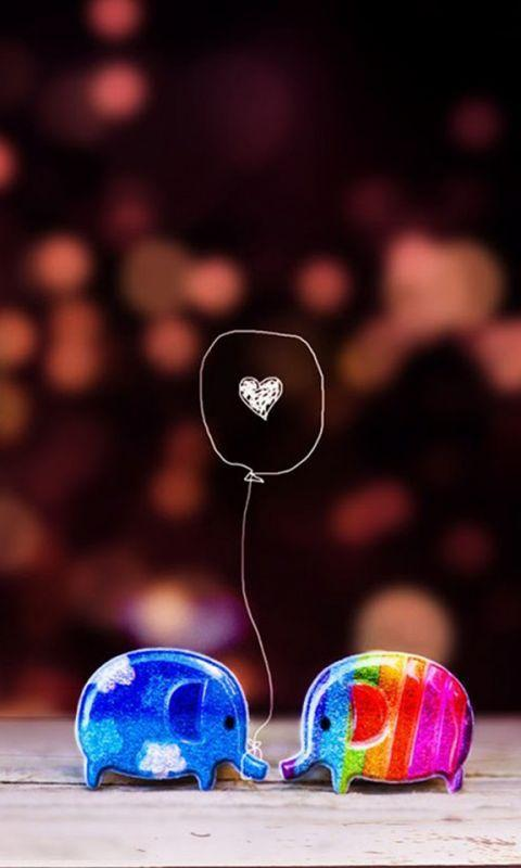 I Love You Live Wallpaper 4 تصوير الشاشة