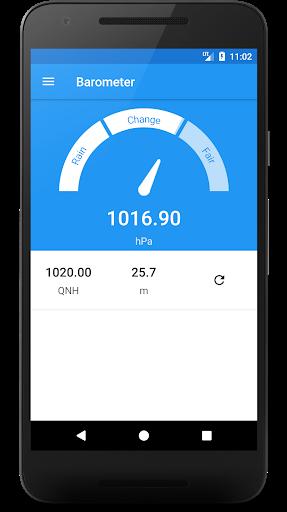 Barometer and Altimeter Free screenshot 1