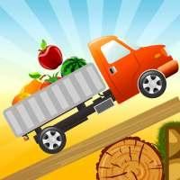 Happy Truck Explorer -- truck express racing game on 9Apps