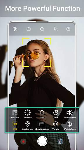 HD Camera Pro & Selfie Camera screenshot 4