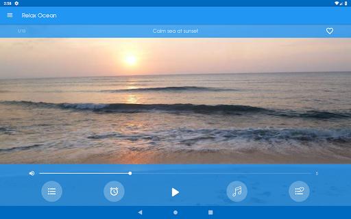 Relax Ocean - Nature sounds: sleep & meditation screenshot 10