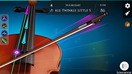 Violin: Magical Bow screenshot 1