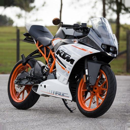 Sport Bike Wallpaper 4K icon