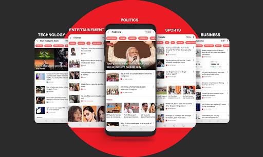 The Times of India Newspaper - Latest News App 7 تصوير الشاشة