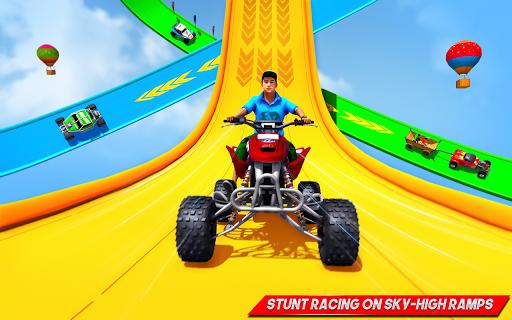 Ramp Car Stunts Racing: Mega Ramp Car Games 2020 screenshot 4