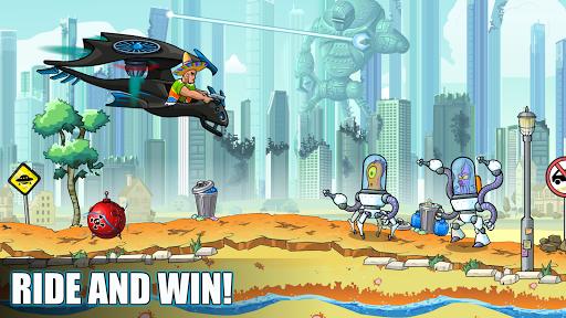 Mad Day - Truck Distance Game 5 تصوير الشاشة