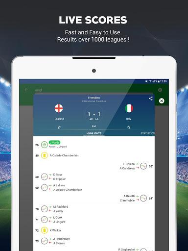 SKORES - Live Football Scores screenshot 7