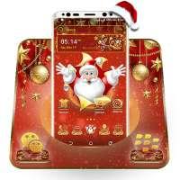 Christmas Santa Launcher Theme on APKTom