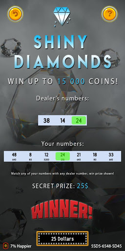 7% Happier - Risk  Free and Win Real Money! screenshot 3