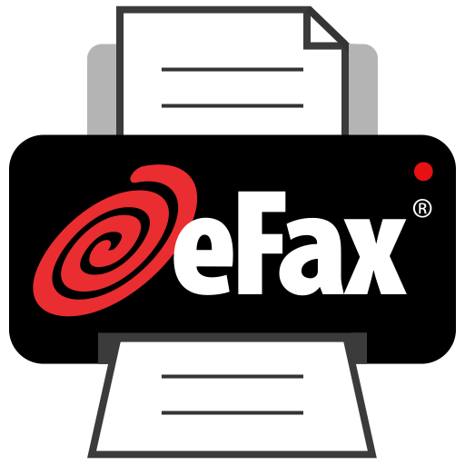 eFax: Send Fax from Phone (Official Fax App) أيقونة