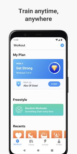 Seven - 7 Minute Workout screenshot 2