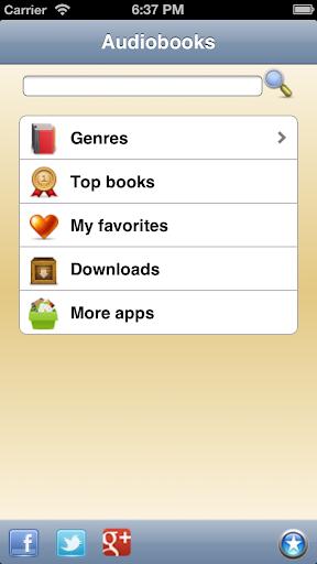 English Audio Books - Librivox 9 تصوير الشاشة
