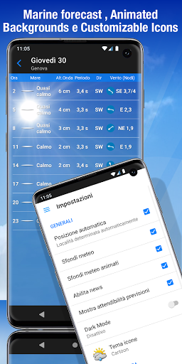 The Weather - Weather forecast and widget screenshot 7
