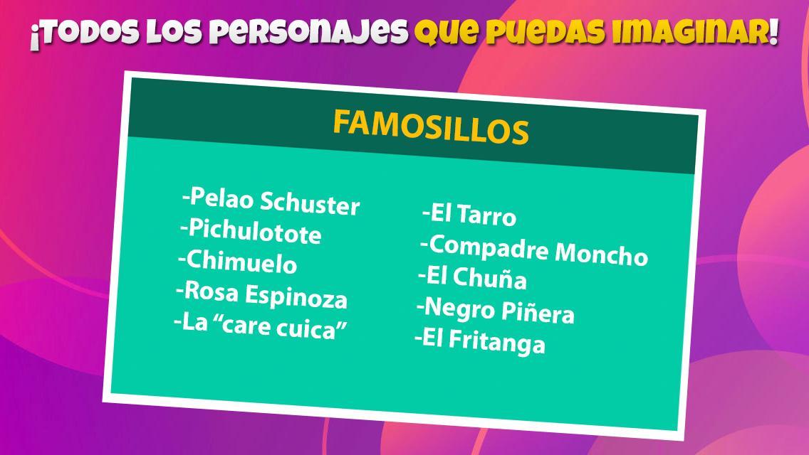 ¿Quién Soy? Chile screenshot 6