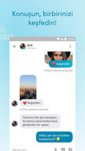 happn – Sohbet, aşk ve buluşma screenshot 6