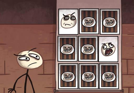 Troll Face Quest Classic screenshot 5