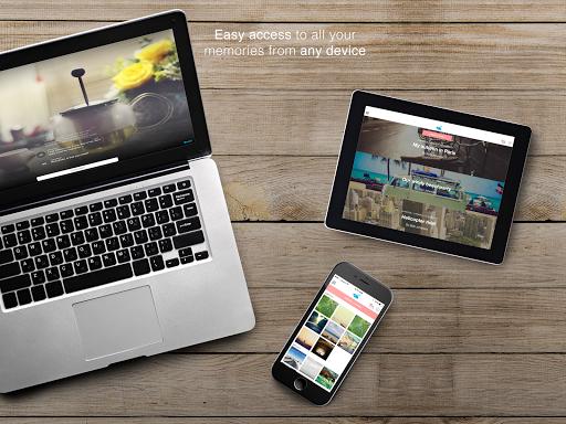 Capture App - Photo Storage 7 تصوير الشاشة