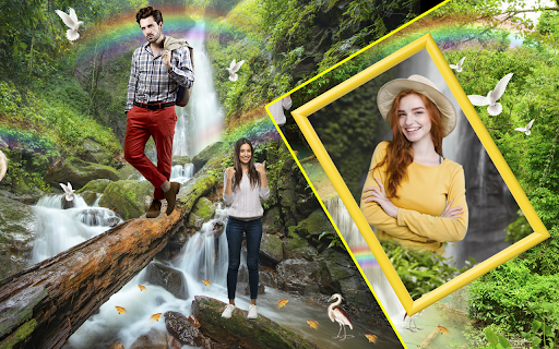 Waterfall Photo Editor and Photo Frames screenshot 20