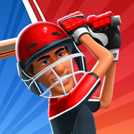 Stick Cricket Live 2020 - Play 1v1 Cricket Games أيقونة