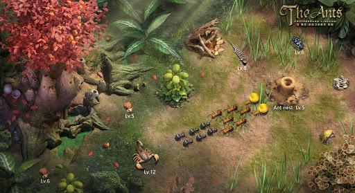 디 앤츠:언더그라운드 킹덤 screenshot 6
