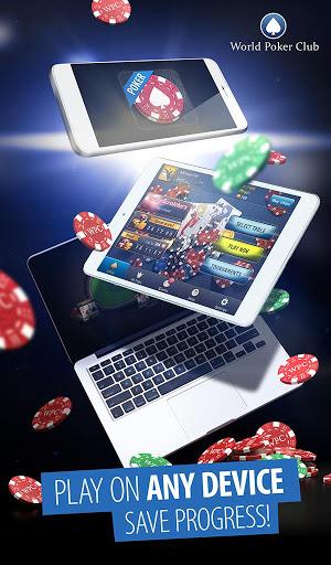 World Poker Club 7 تصوير الشاشة