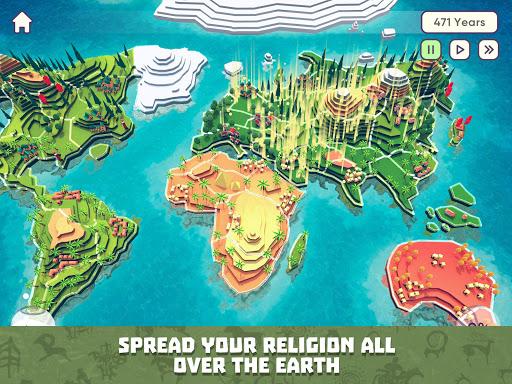 Religion inc. God Simulator & Sandbox World Create screenshot 10