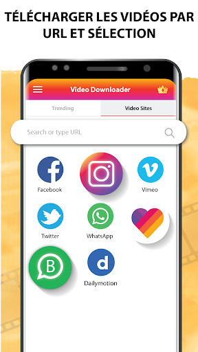 Toutes Les Vidéos - Télécharger Des Vidéos screenshot 1