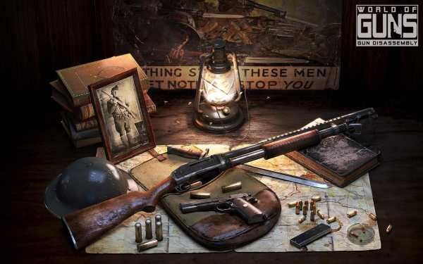 World of Guns: Gun Disassembly скриншот 14