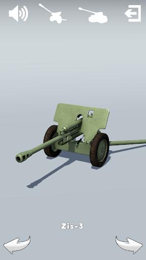 Artillery Guns Arena sniper Defend & Destroy Tanks 6 تصوير الشاشة