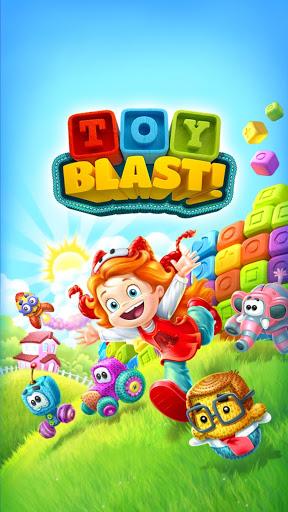 توي بلاست (Toy Blast) 8 تصوير الشاشة