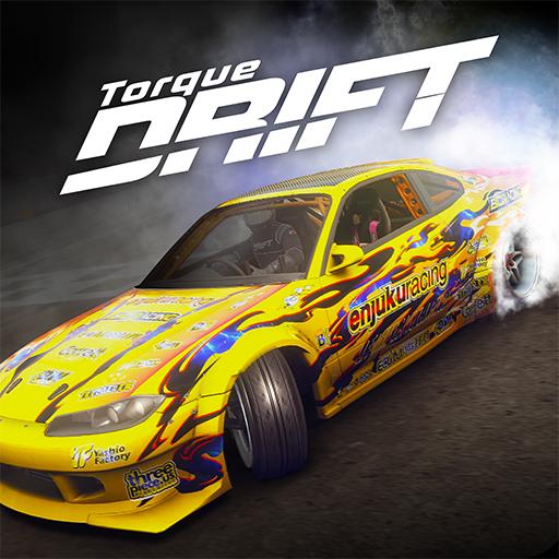 Torque Drift: Become a DRIFT KING! icon