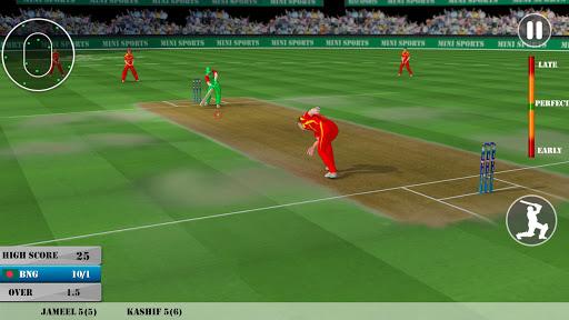 Cricket World Tournament Cup 2020: Play Live Game screenshot 2