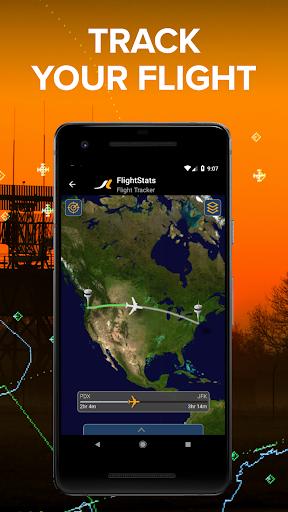 FlightStats screenshot 2