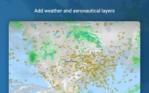 Flightradar24 Flight Tracker 11 تصوير الشاشة