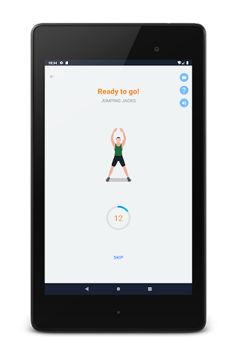 Home Workout - Work out at home - No Equipment screenshot 16