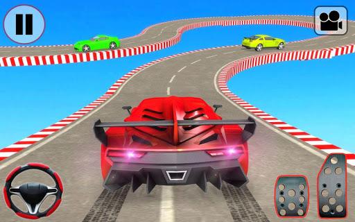 Car Stunt Ramp Race - Impossible Stunt Games screenshot 7