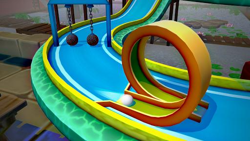 Mini Golf 3D City Stars Arcade - Multiplayer Rival screenshot 1