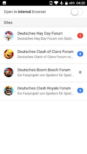 Push Box - Push Notifications screenshot 1