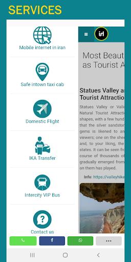 Iran Valleys screenshot 4