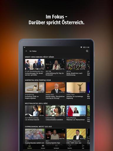 ORF TVthek: Video on demand screenshot 9